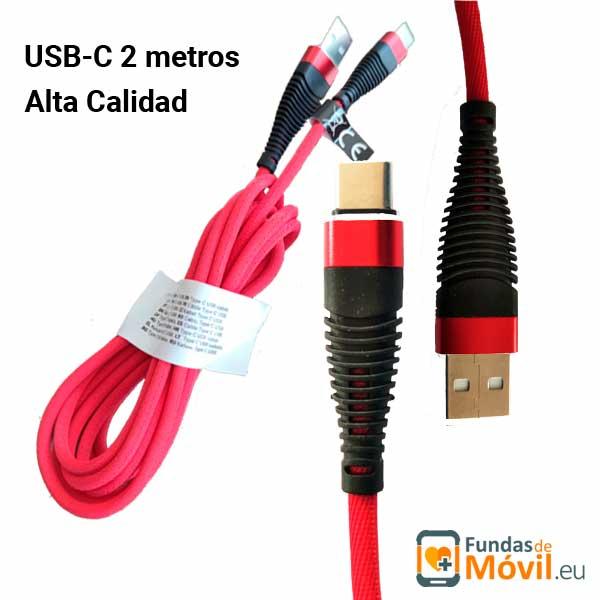 Cable USB-C de alta calidad