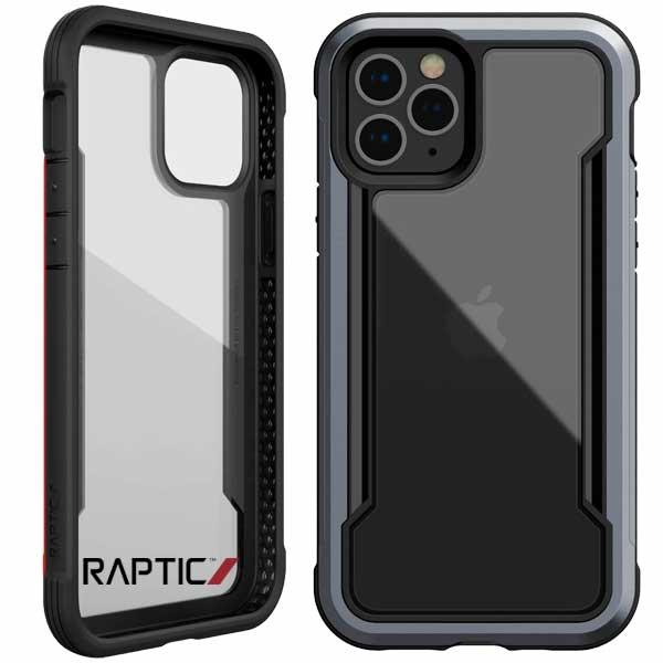 Carcasa Raptic Shield iPhone 12 Mini negro