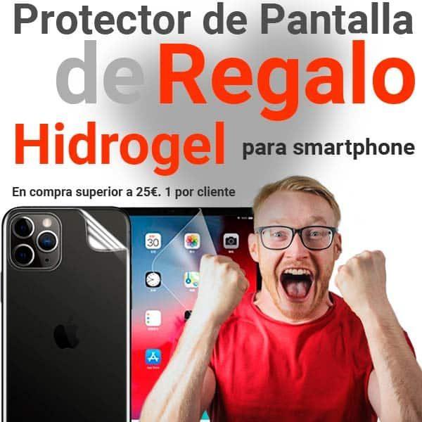 Regalo protector pantalla hidrogel
