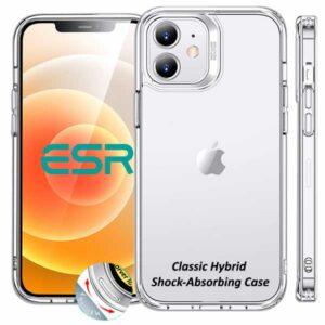 Carcasa ESR Classic Hybrid para iPhone 12 Mini