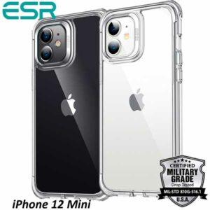 Carcasa ESR Alliance iPhone 12 Mini transparente