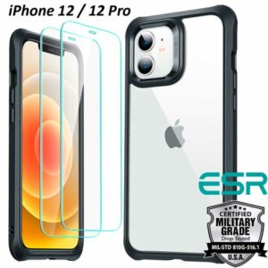 Carcasa iPhone 12 Pro negra ESR Alliance