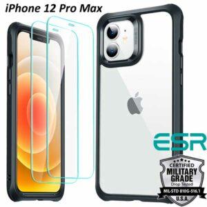 Carcasa iPhone 12 Pro Max negra ESR Alliance
