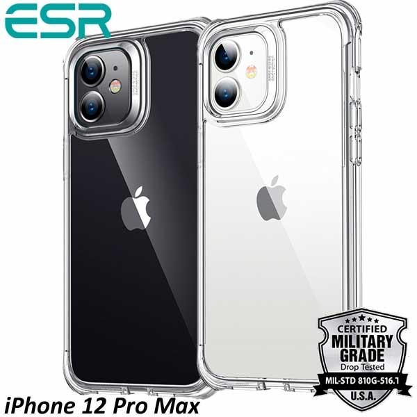 Carcasa iPhone 12 Pro Max ESR Alliance transparente