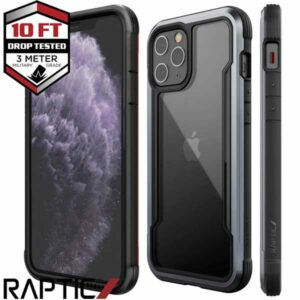 funda raptic shield negra iphone