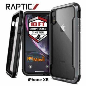 Carcasa Raptic Shield para iPhone XR