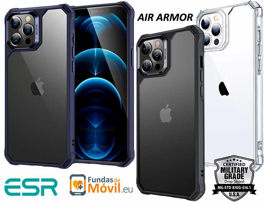 Carcasa ESR Air Armor para iPhone