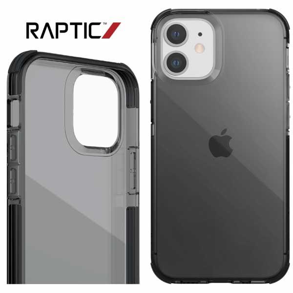 Funda iPhone 12 Mini Raptic Clear