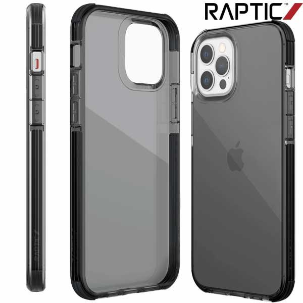 Funda iPhone 12 Pro Max Raptic Clear