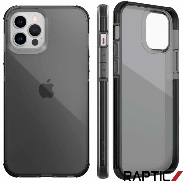 Raptic Clear iPhone 12 Pro
