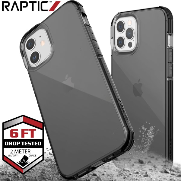 Funda Raptic Clear iPhone