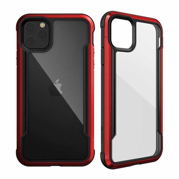 Raptic Shield funda iphone 11 roja