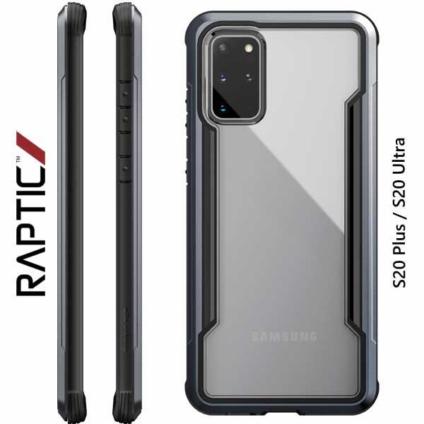 Carcasa Samsung S20 Plus Ultra Raptic