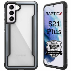 Raptic Shield para Samsung S21 Plus