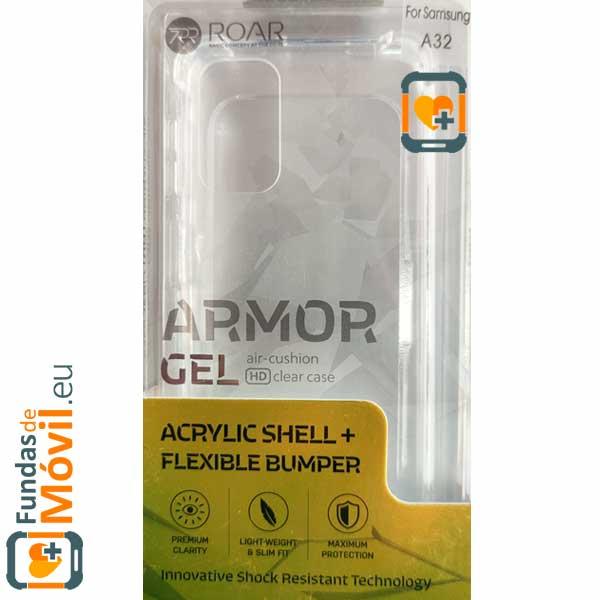 Funda Samsung A32 Roar Armor