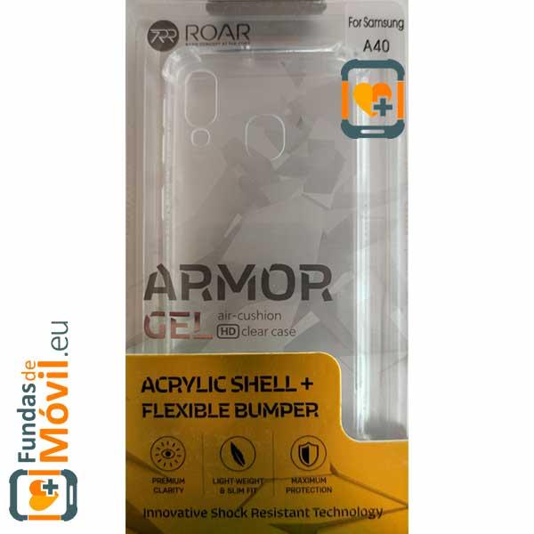 Funda Samsung A40 Roar Armor