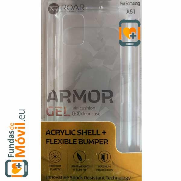 Funda Samsung A51 Roar Armor