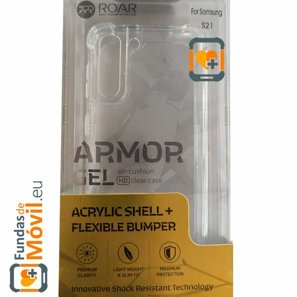 Funda Samsung S21 Roar Armor