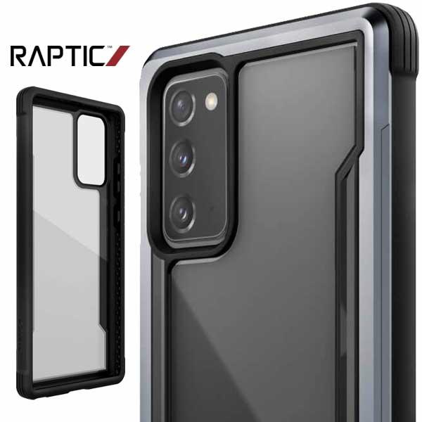 Carcasa Raptic Shield para Samsung Note 20