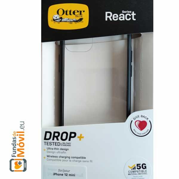 Carcasa OtterBox React iPhone 12 Mini