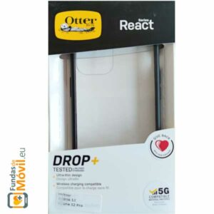 Funda OtterBox React iPhone 12 Pro