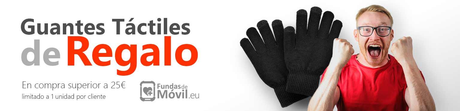 Regalo de guantes táctiles