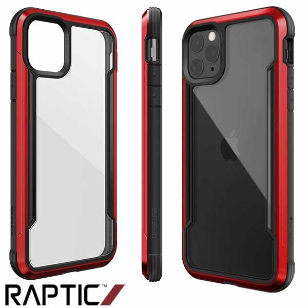 Funda iPhone 11 Pro Max Raptic Shield