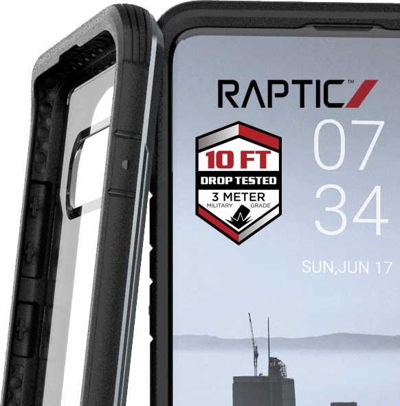 Carcasa Raptic Samsung Galaxy S10 Plus