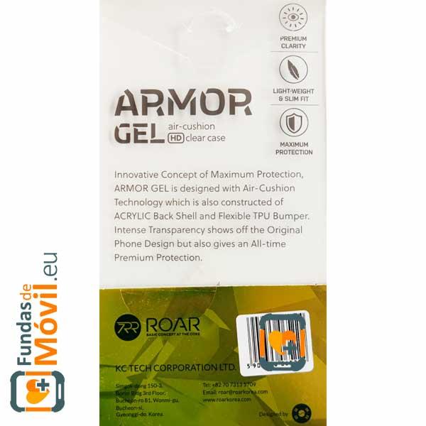 Carcasa Roar Armor Gel