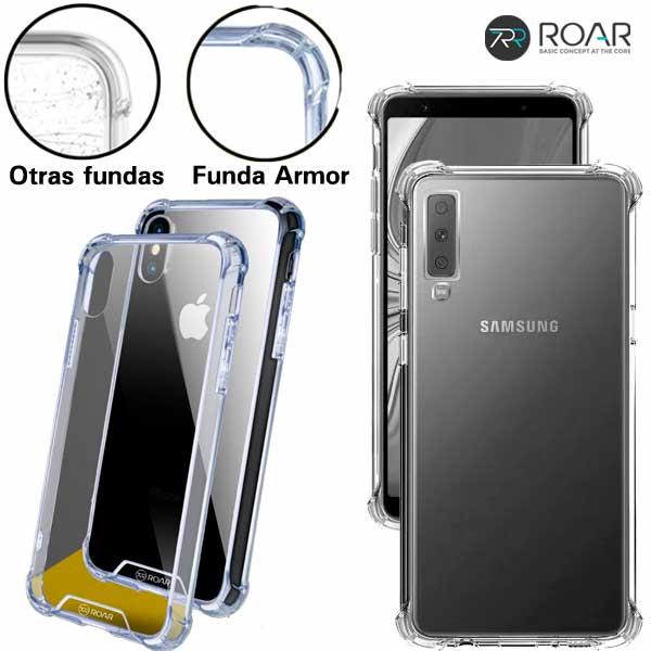 Carcasa iPhone Samsung Roar Armor Gel